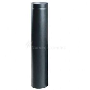 Krāsniņas dūmvadu pieslēguma caurule 100 cm